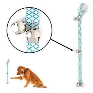 Mighty Paw Tinkle Bells 2.0 Designer Dog Doorbells-min