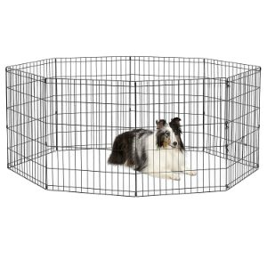 New World Pet Products Foldable Exercise Pen