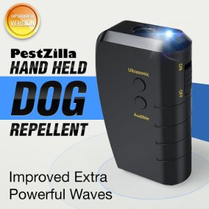 PestZilla Handheld Dog Repellent and Trainer
