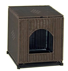 PetSafe Solvit Mr. Herzher's Cat Litter Box Enclosure