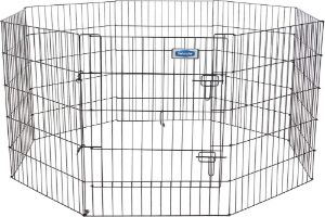 Petmate 8 Panel Exercise Pen with Door