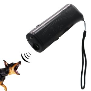 Ruri's Ultrasonic 3 in 1 Bark Control Trainer