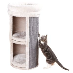 Trixie Pet Products 2-Story Cat Condo