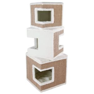 Trixie Pet Products 3-Story Cat Condo
