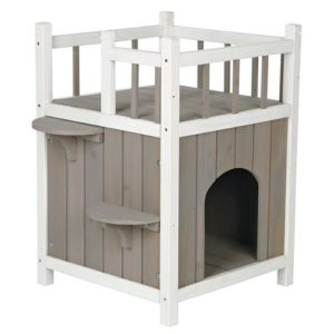 Trixie Cat Home Litter Box Enclosure