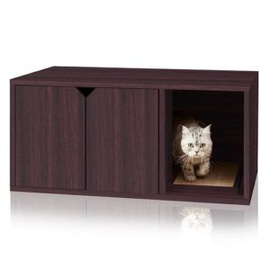 Awe Inspiring The 25 Best Litter Box Furniture Of 2019 Pet Life Today Beatyapartments Chair Design Images Beatyapartmentscom