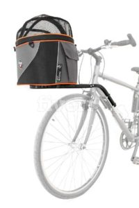 DoggyRide Cocoon Pet Bicycle Basket