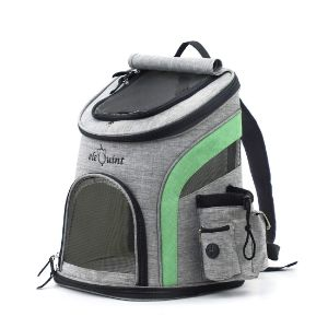 eleQuint Small Pet Hiking and Travel Backpack
