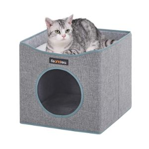 FEANDREA Foldable Cat Condo