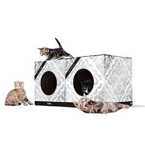Cat Lovebox Modular Cat Condo