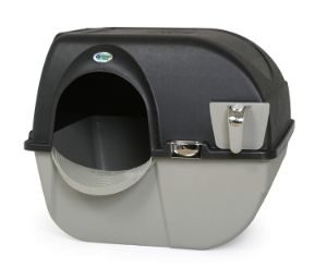 Omega Paw Elite Self Cleaning Roll 'n Clean Litter Box