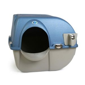 Omega Paw EL-RA15-1 Elite Roll 'n Clean Litter Box
