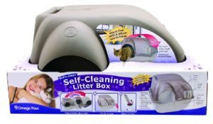 Omega Paw RA20 Self-Cleaning Litter Box