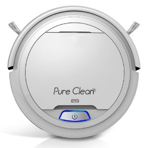 Pure Clean PUCRC25 Automatic Robot Vacuum Cleaner