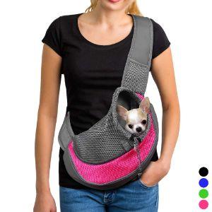 Yudodo Mesh Sling Pet Carrier