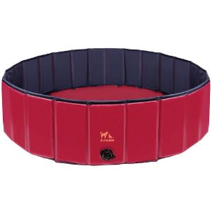 Zacro Foldable Large Dog Pool
