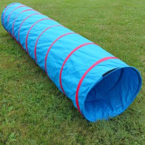 Affordable Agility in a Bag with 9ft Tunnel