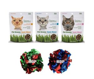 Bell Rock Growers Semi-Moist Cat Treats Variety Pack