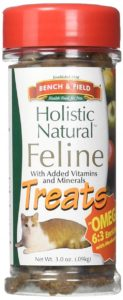 Bench and Field Holistic Natural Cat Treats
