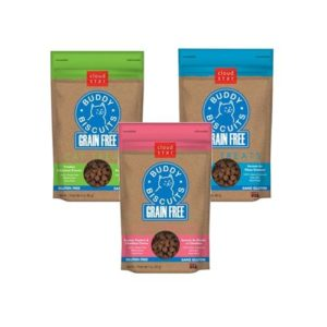 Cloud Star Soft & Chewy Cat Treat Bundle