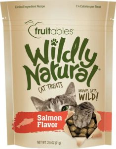 Fruitables Wildly Natural Treat for Cats