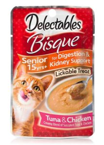 Hartz Delectables Bisque Lickable Treat