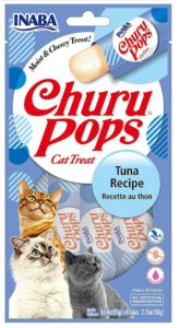 INABA Churu Pops Moist and Chewy Cat Treat