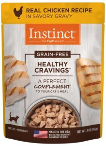 Instinct Healthy Cravings Cat Food Toppers