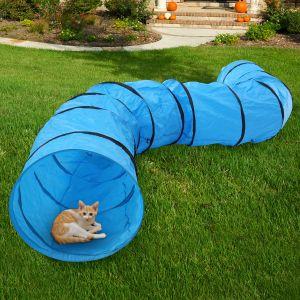 JAXPETY Dog Agility Obedience Training Tunnel