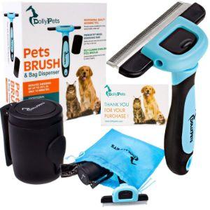 MarcosM Dog Brush for Shedding