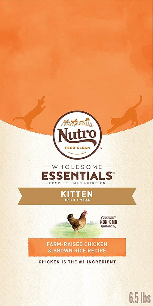 Nutro Wholesome Essentials Dry Kitten Food