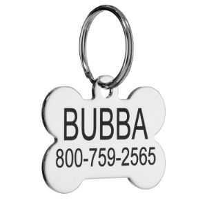 Providence Engraving Stainless Steel Pet ID Tags