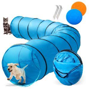 Topmart Dog Agility Training Tunnel Tube