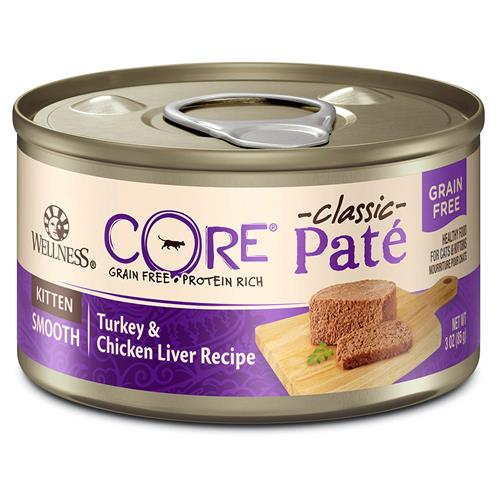 Wellness Core Natural Grain Free Wet Kitten Food