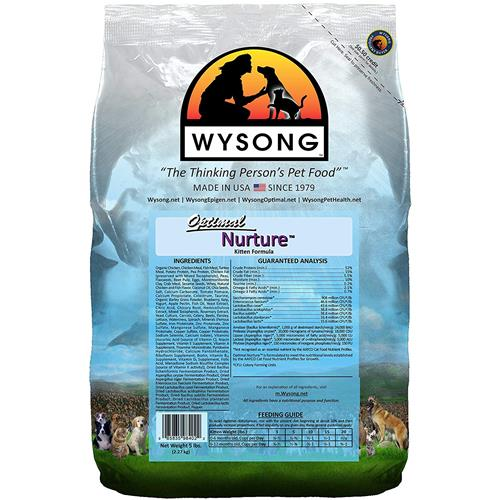 Wysong Optimal Nurture Kitten Formula