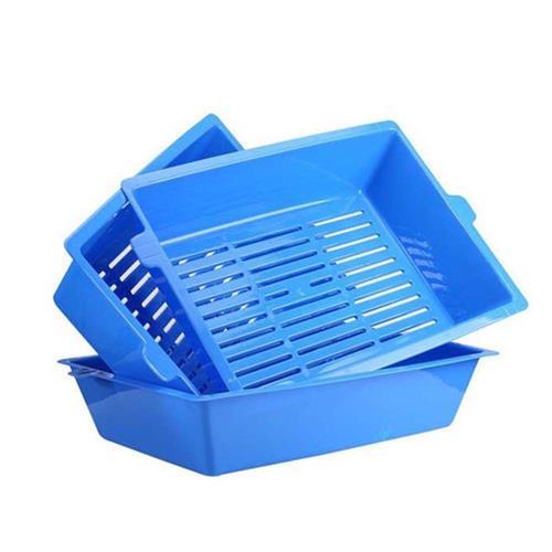 Zehui 3 in 1 Self Sifting Cat Litter Box