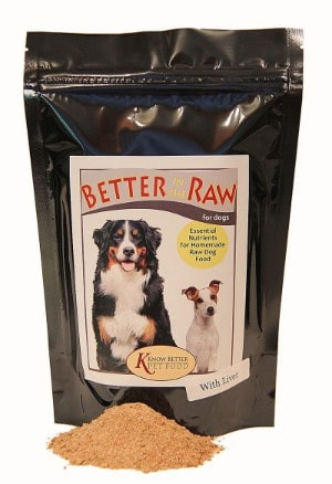 Better in the Raw for Dogs