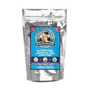Dapper Dog Cuisine Human Grade Dehydrated Grain Free Dog Food