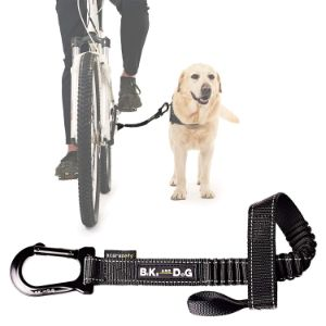 Dog Bike Leash: Designed to take one or More Dogs with a Bicycle