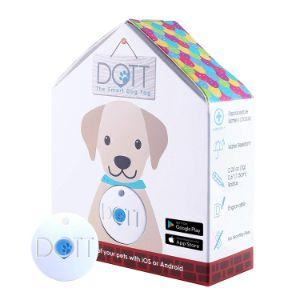 DOTT The Smart Dog Tag - Bluetooth Tracker