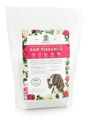 Dr. Harvey's Raw Vibrance Dog Food, Human Grade Dehydrated Base Mix for Dogs