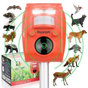 Duranom Ultrasonic Pest Animal Repeller