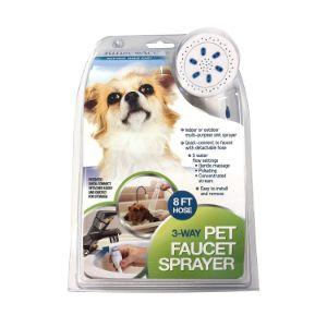 Rinse Ace 3 Way Pet Faucet Sprayer