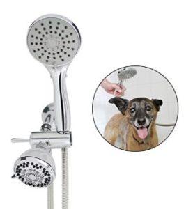 SmarterFresh Pet Shower Sprayer Set