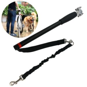 Sunnyglade Hands Free Bicycle Dog Exerciser Leash