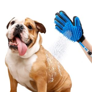SWARK Dog Shower Sprayer Bath Glove