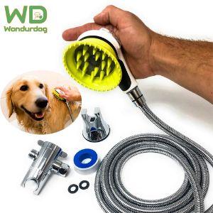 Wondurdog All-in-One Quality Dog Wash Kit
