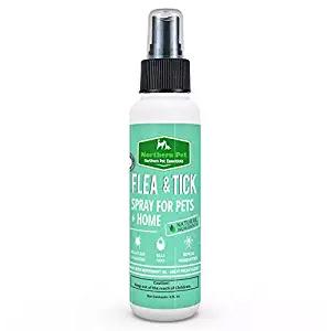 Northern Pet Natural Flea & Tick Control Spray