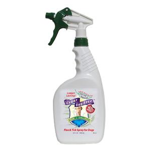 Cedar Bug-Free Flea and Tick Spray for Dogs