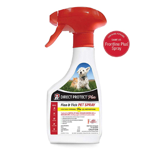 Direct Protect Plus Flea & Tick Pet Spray